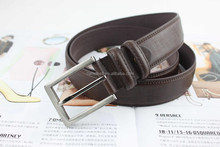 Man's PU Belt with Pin Buckle (P502)