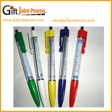 Promotion Plastic Banner Leaflet AD Printing Ballpoint Pen
