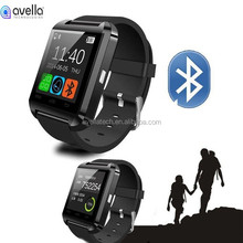 Best quality wholesale price of U8 bluetooth smart watch phone
