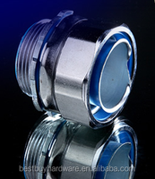 male and female liquid tight flexible conduit connector