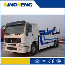 Sinotruk Howo 50 T de emergencia de auxilio reparación camión