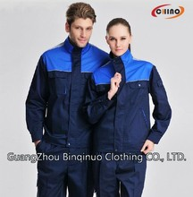 Custom Cotton Heaven Navy Work Jacket
