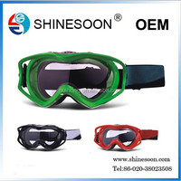 Motorcycle Cross Goggles Made in China , Anti-fog goggles