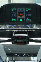 new fitness treadmill manual adjust the speed and gradient