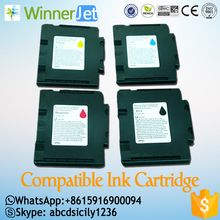 2014 gc31 compatible ink cartridge for ricoh E2600 E5500 E7700 E3300 inkjet printer