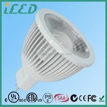 Aluminum Alloy Lamp Body Material 12Volt MR16 CE Led Bulb Light GU10 PAR16 Led Spotlights