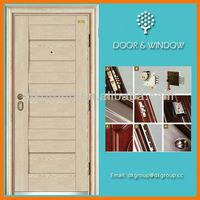 PROFESSIONAL DOOR MANUFACTURER vented exterior door
