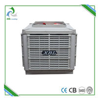18000m3/h Industrial air cooler / Water evaporated for air cooling / Desert air cooler