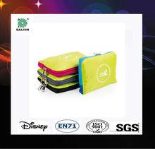 2015 new promotion gifts foldable polyester shopping bag,travel bag,folding bag