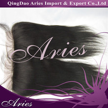 Best Quality Virgin Peruvian Hair Silk Base Closure In Stock