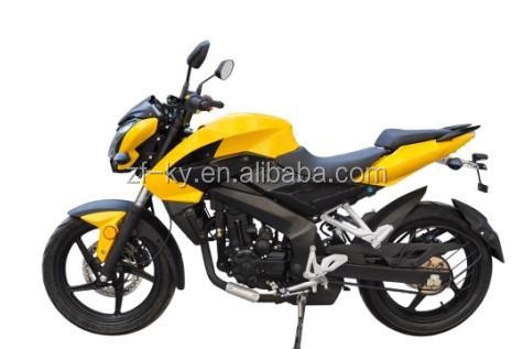 Hot bajaj NS200 sport racing motorcycle,manufacturer new design racing motorcycle