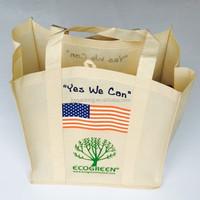 Cheap Eco Reusable Gift Tote Non Woven Bag