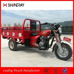 2015 New Products 150cc 200cc 250cc 300cc OEM China Cargo Tricycle Motorcycle