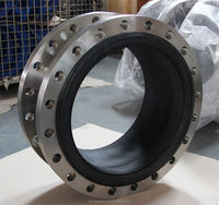 Flange type coupling expansion Flexible rubber coupling joint