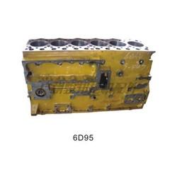 S6D95 cylinder block