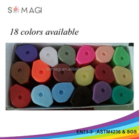 low price good quality 6 mm nib 18 colors liquid chalk marker set