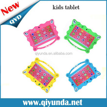 Android 4.4 tablet with wifi bluetooth children's toy/kids tablet