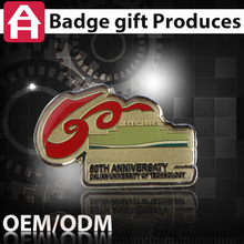 high-end copper MOQ 10 badge emblem