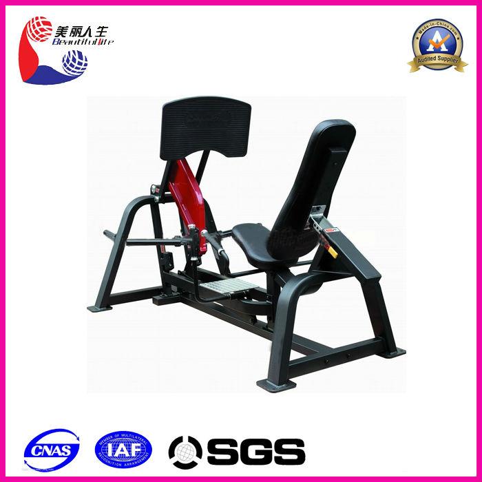 la máquina de fitness