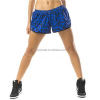 factory oem service lycra gym wear womens workout shorts