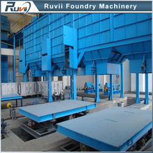 Lost Foam/EPC Sand Reclamation&Molding System for Aluminum Casting