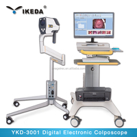 hospital equipments:portable video colposcope/colposcope software/plastic vagina images picture