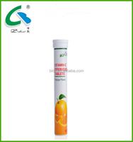 enhance immunity ,vitamin c effervescent tablet