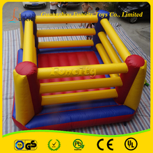 2015 Hot Sale Inflatable Wrestling Ring/Inflatable Wrestling Ring For Kids/Inflatable Boxing Ring Bouncy