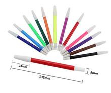 colorful washable drawing fibre pen