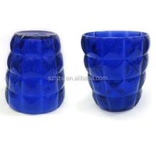 2015 health and beauty blue and white china mug/creative cup