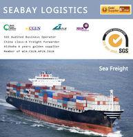Reliable international freight forwarding
