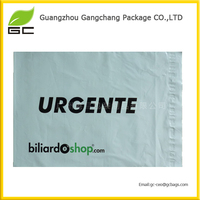 Recyclable Feature plastic courier bag for packing making machine