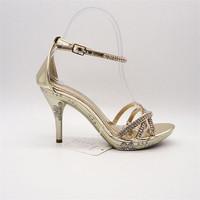 very fashionable diamond studded heels