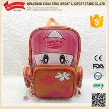 Hot Sale Cartoon Pattern Waterproof EVA School Backpack