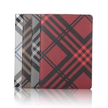 Gird Pattern Smart Cover for iPad mini 4 , For ipad mini 4 Folio Case Cover