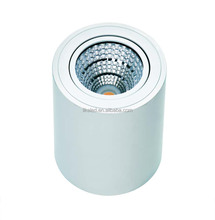 Decorative design 12w round led downlight with 3 years warranty