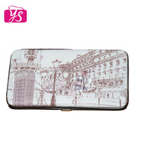 2014 China newstyle leather wallet case for woman