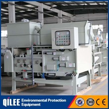 Chemical Industry wastewater Sludge Dewatering Machine