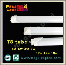 led tube to replace 36w fluorescent 18w t8 led tube light Factory price