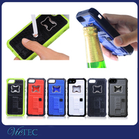 two in one bottle opener cigarette lighter phone case for iphone 5