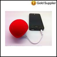 Hot Multi-Color Creative Balloon Ball Music Mini Speaker Speaker,Cute Music Ball speaker