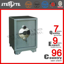 Electronic safe with digital lock, metal lock boxes for gun deposit