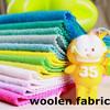 latest cheap price popular wool fabric wholesale