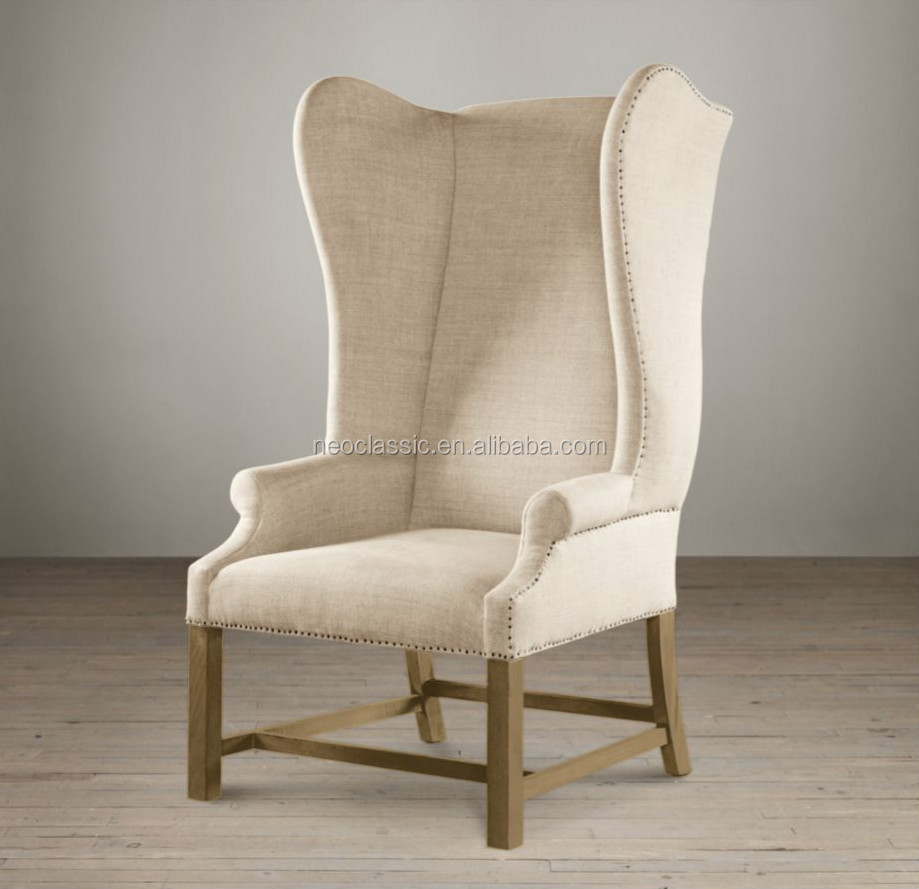 2015 Fresh Design French Upholstered High Back Leisure