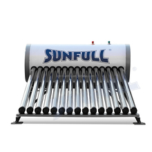 2015 Renewable Eco Green Energy Solar Evacuated tubes Water Heaters