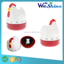 Chickens model chicken kitchen timer