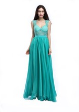 best selling see through celebrity evening long dresses lace