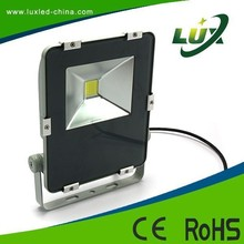 CE and RoHs approved 220v 230v 240v ip65 waterproof flood led 10w with aluminium reflector inside