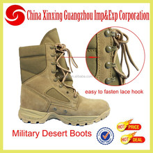 factory Wholesale Soldier Military Desert Boots for Combat