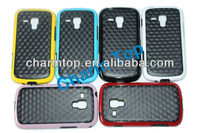 Carbon Fiber TPU Case Cover For Samsung Galaxy Trend Duos S7562